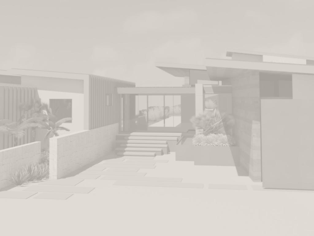 Modern Hillside Build - COMING SOON