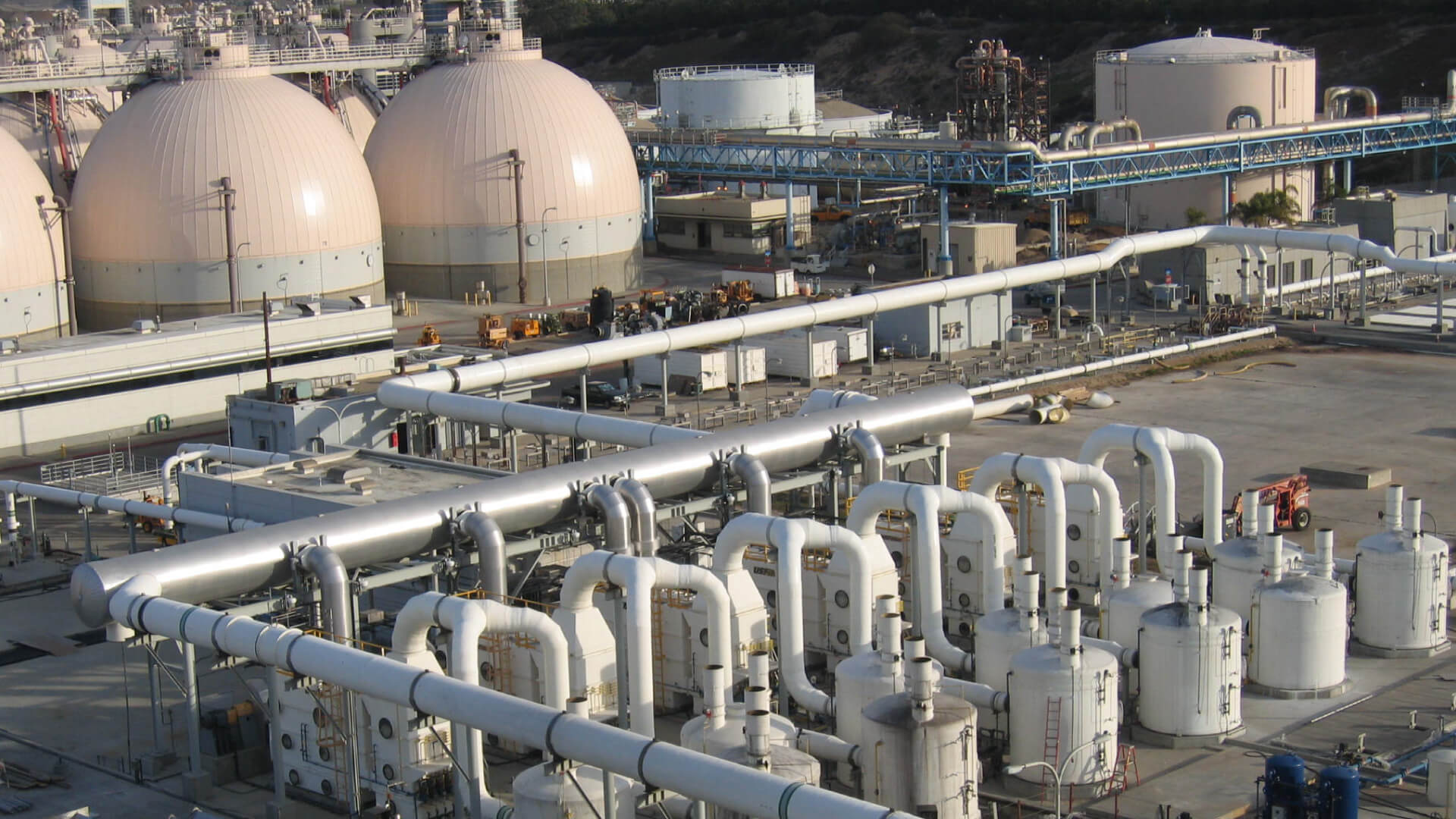 Water/Wastewater Treatment and Conveyance