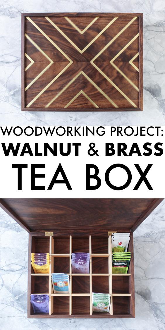 3x3 Custom Tea Box with Brass Inlay and Brass Splines.jpg
