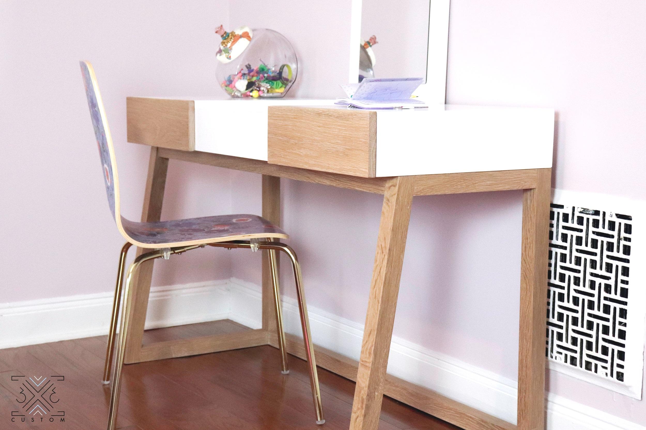 3x3+Custom+Modern+Vanity+Desk