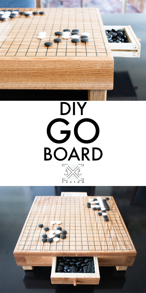 DIY Go Board