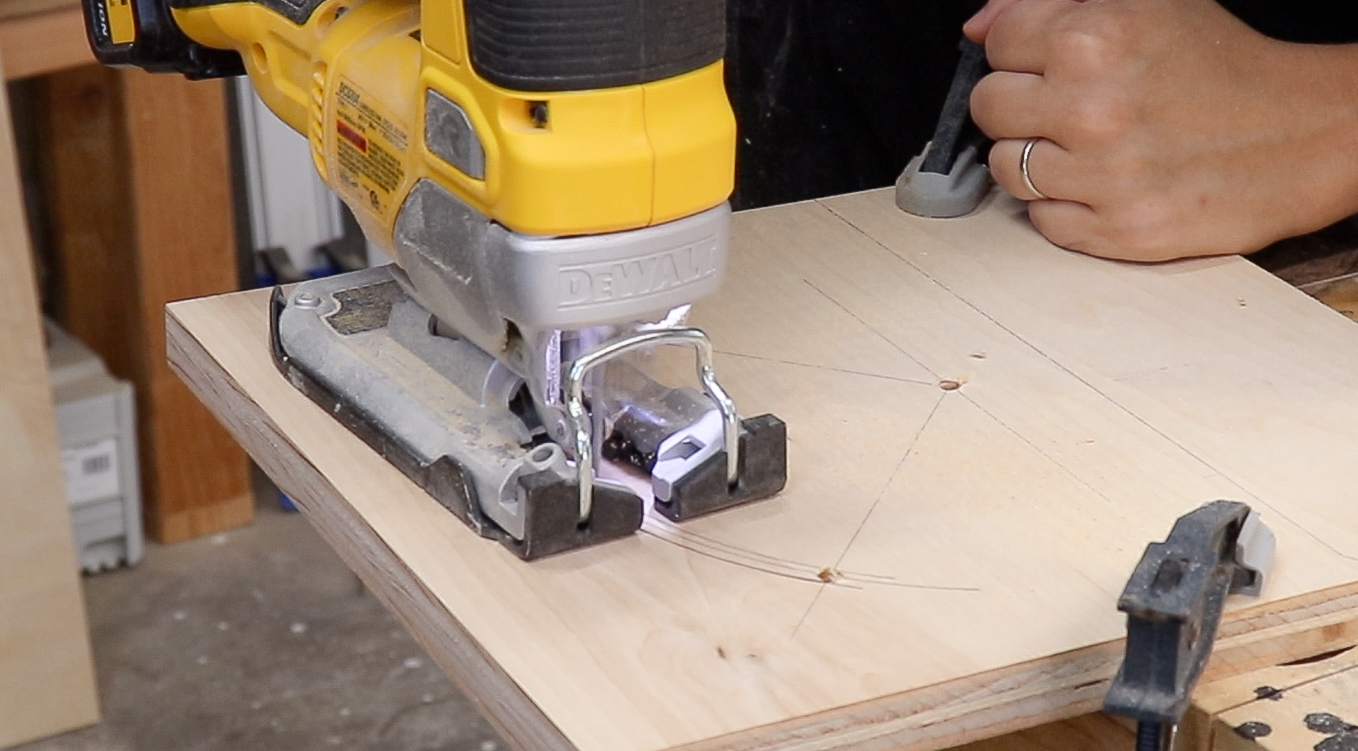 Adjustable Tenoning Jig
