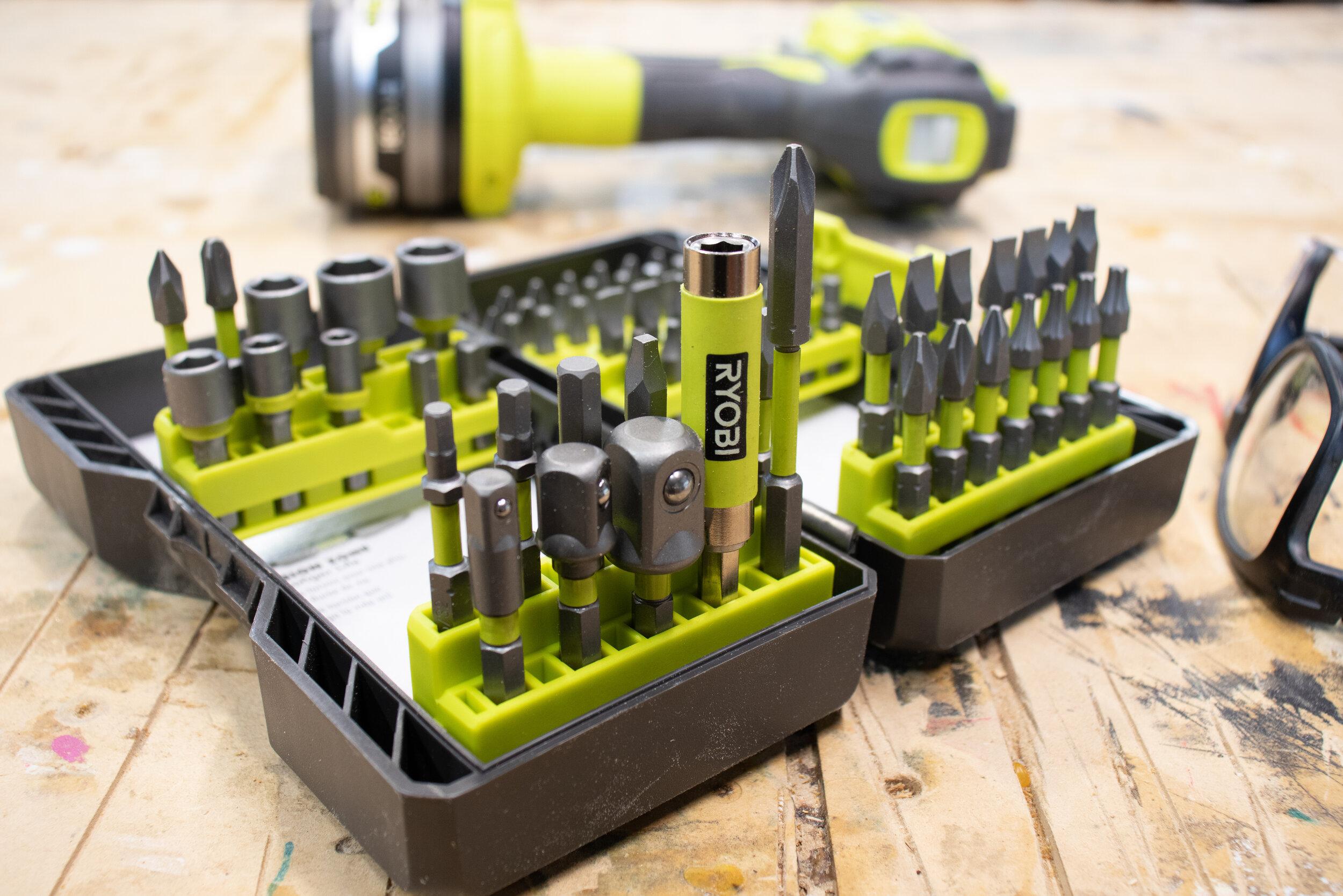 Ryobi Drill Bits