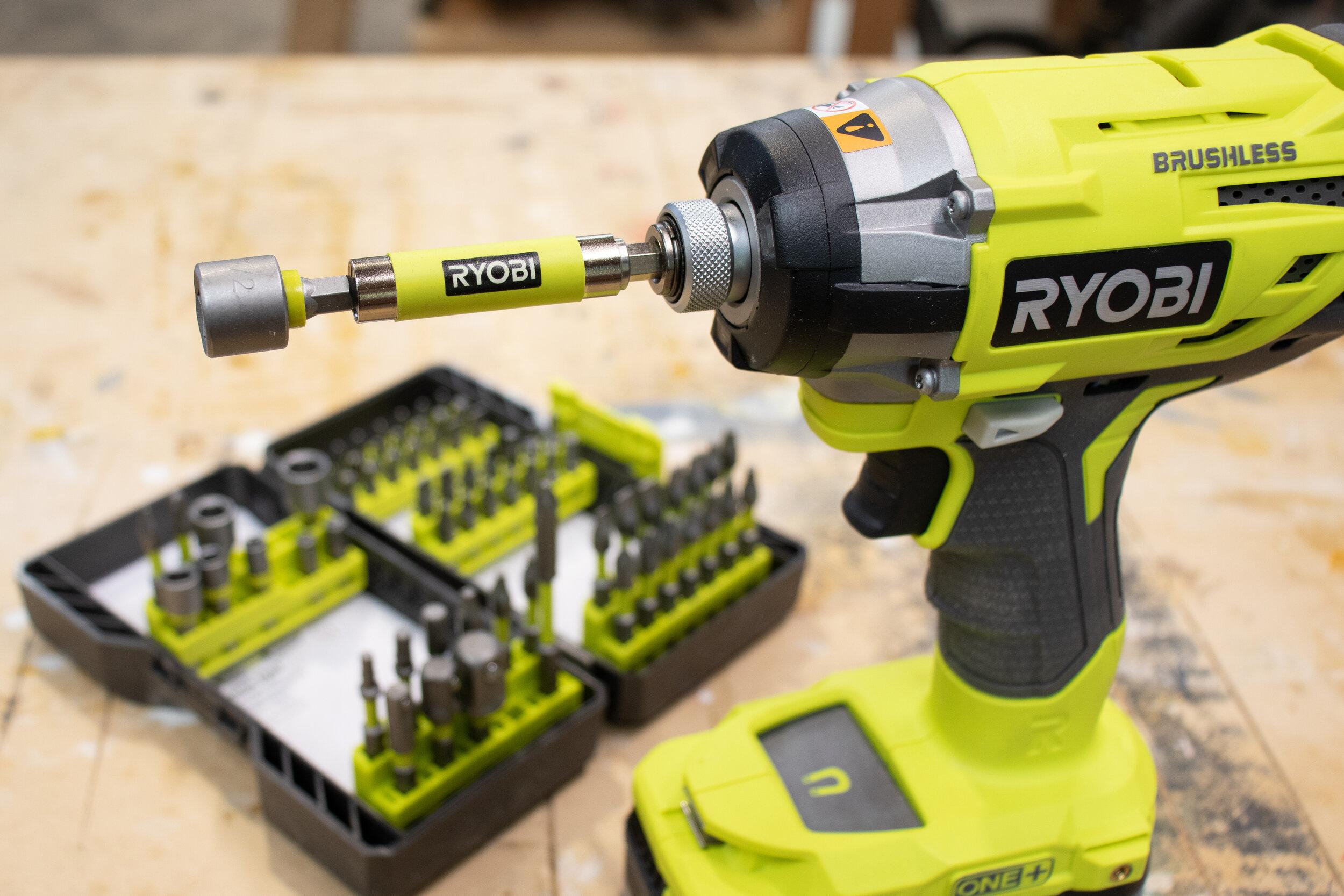 Ryobi Impact Wrench