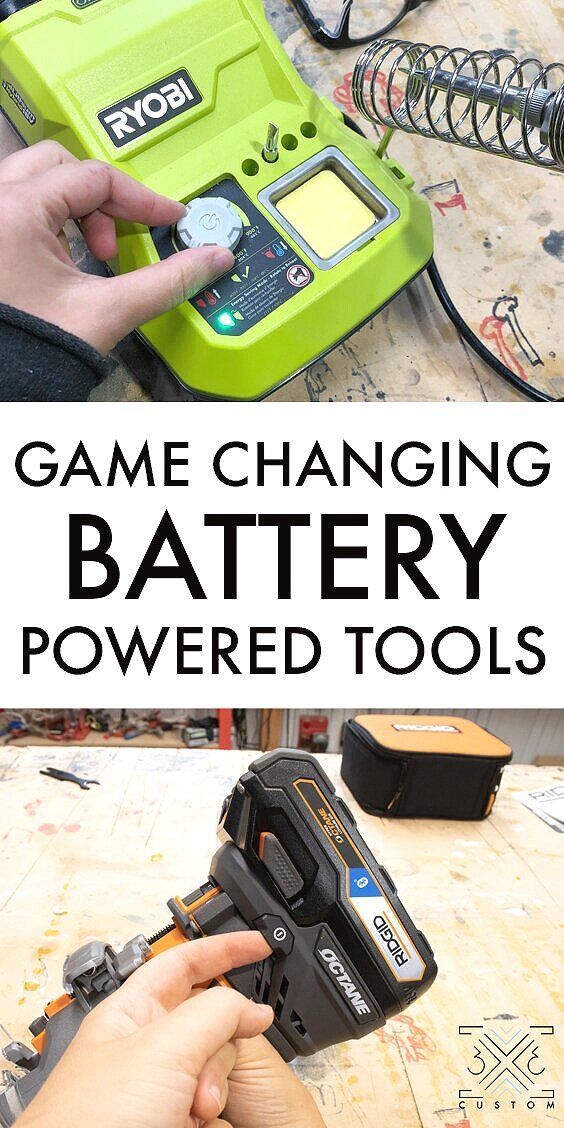 Battery Powered Tools