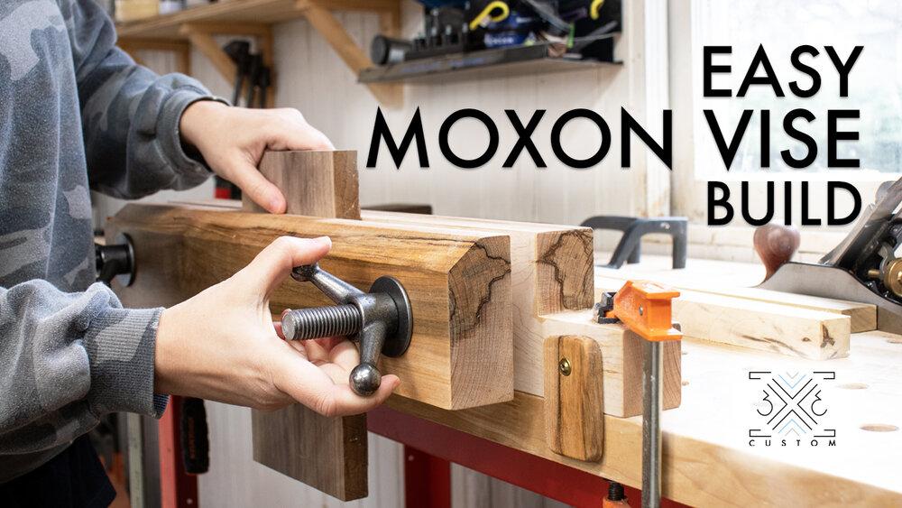 Easy Diy Moxon Vise 3x3 Custom