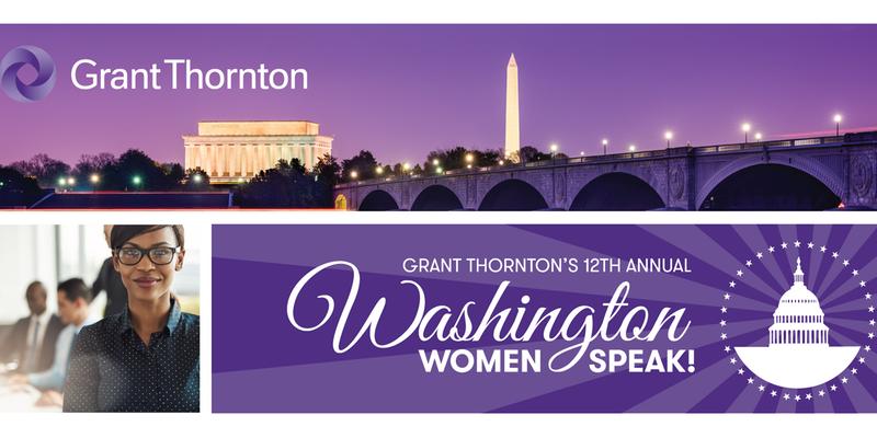 Grant Thorntons 12th Annual Washington Women Speak.png