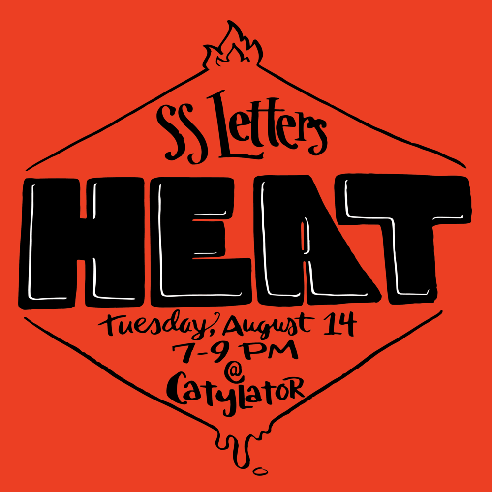 August Hand Lettering Doodle Session HEAT.png