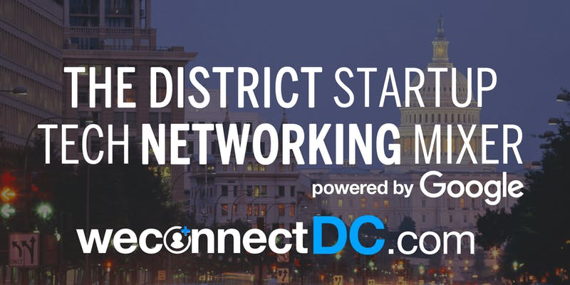 DC Startup + Tech Summer Networking Mixer powered by Google.jpg