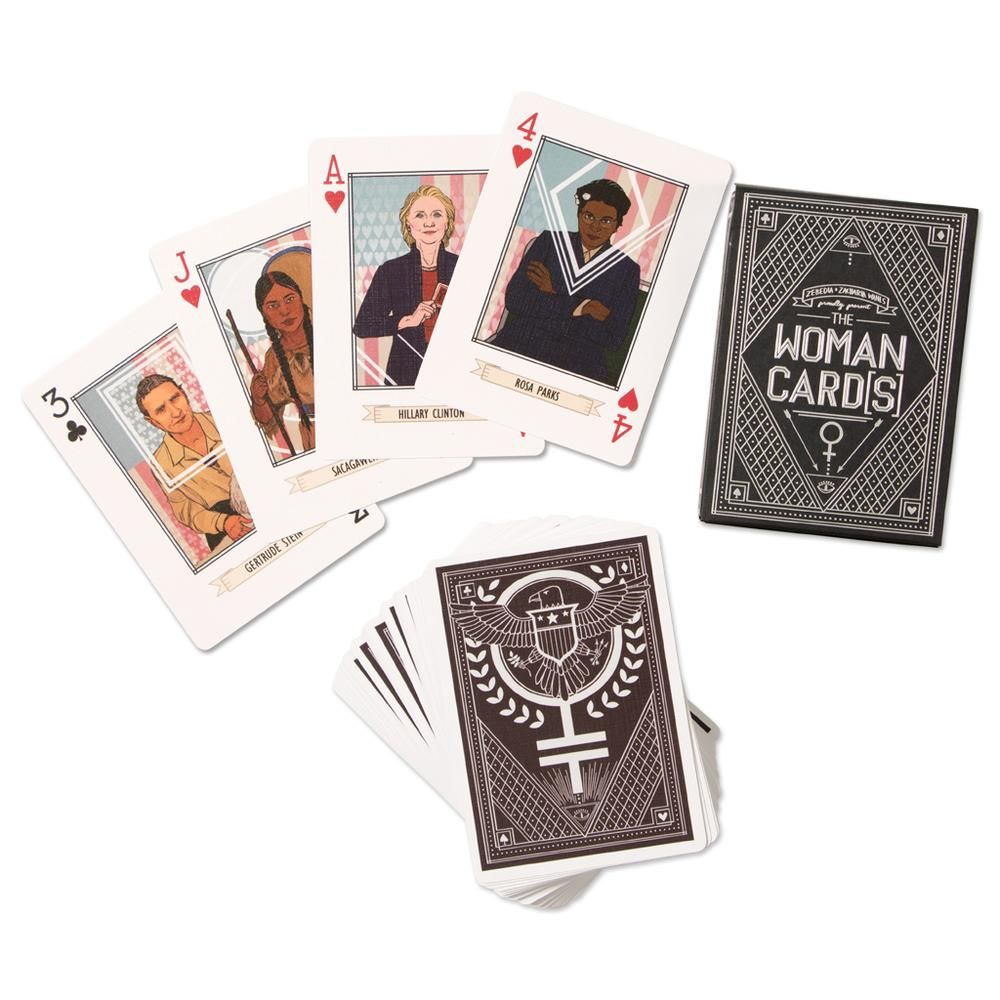 $21.99 | The Woman Cards