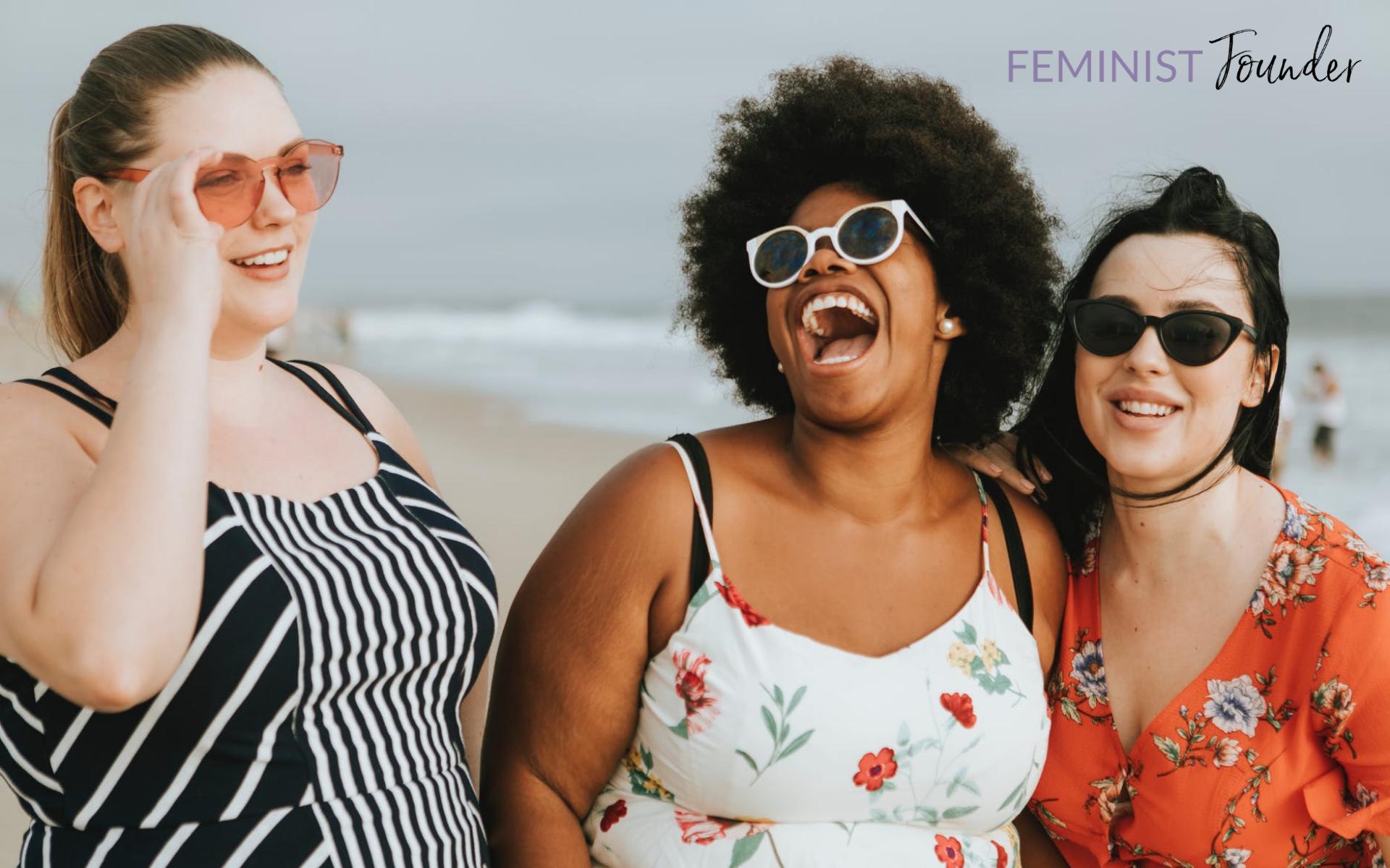 feminist mastermind, feminist accountability group