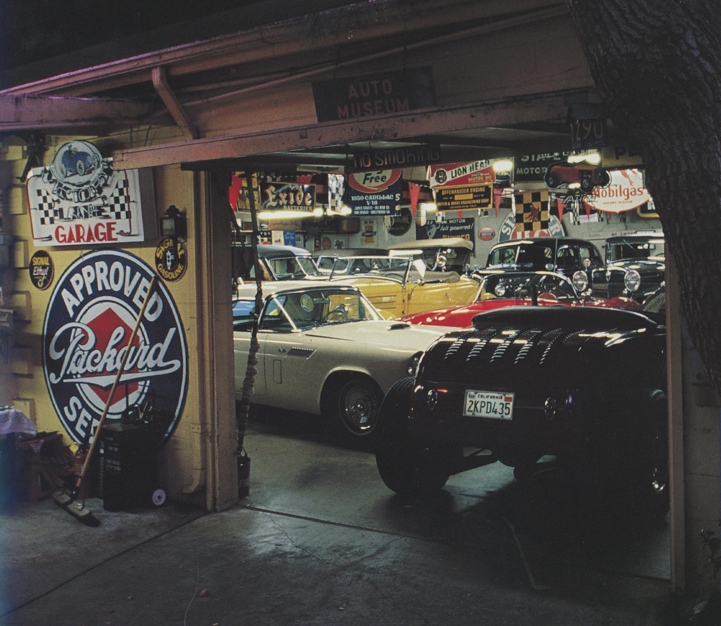 Tom Sparks - Big Garage - Early 2000's