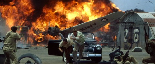 Pearl Harbor - Many of Tom Sparks'cars were used in the making of the 1999 film,