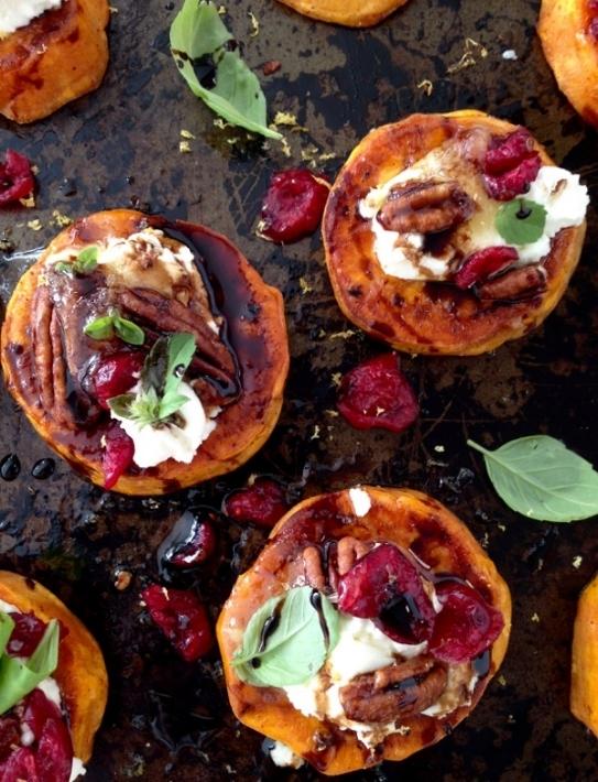 Sweet-Potato-Rounds-Recipe-with-Goat-Cheese-Cranberries-Honey-Balsamic-Glaze-4.jpg