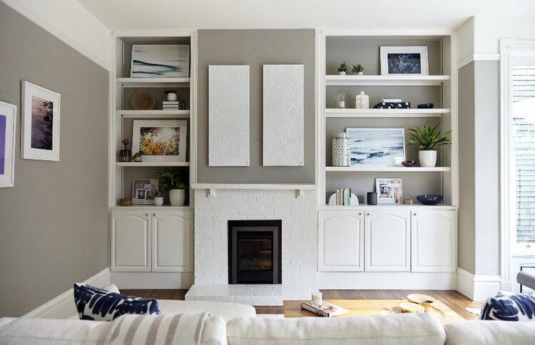 Living Room | Divisadero Install 2020