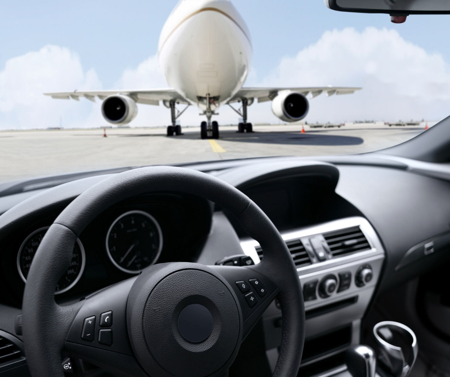 AIRPORT SERVICE - Arrive and Depart in Style