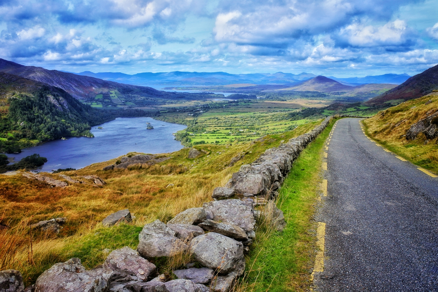 "ELEVATE YOUR HOLIDAY TO THE NEXT LEVEL. - ""We welcome you to Ireland. We've selected the finest destinations for your visit as you are chauffeur driven in luxury transport by local guides for an unforgettable Irish adventure."""