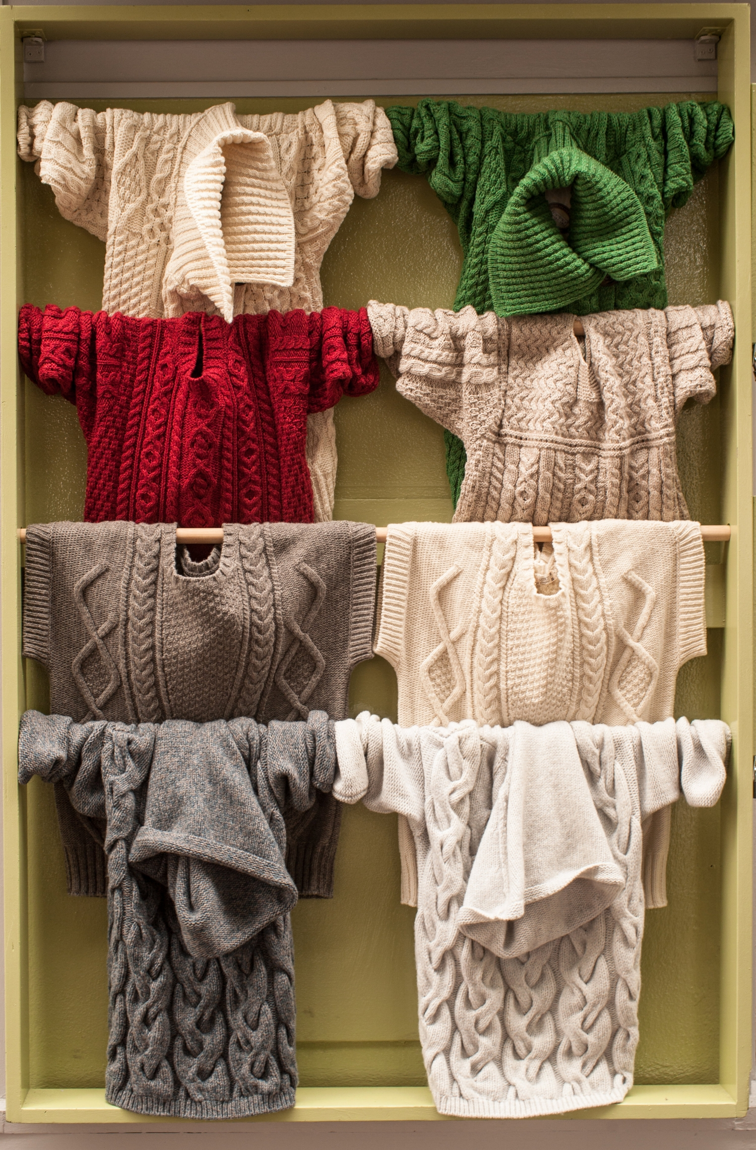 Aran Sweaters from Ireland