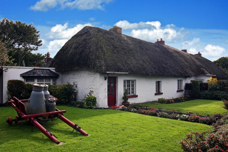 Connemara Thatched Cottage