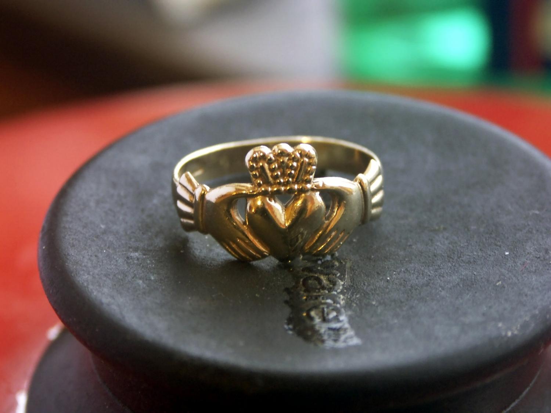 Claddagh Ring Ireland