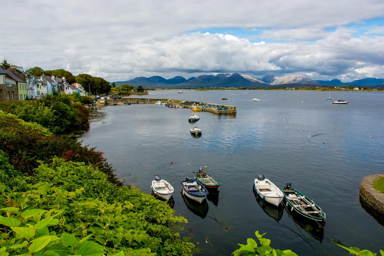 Roundstone Bay, Ireland
