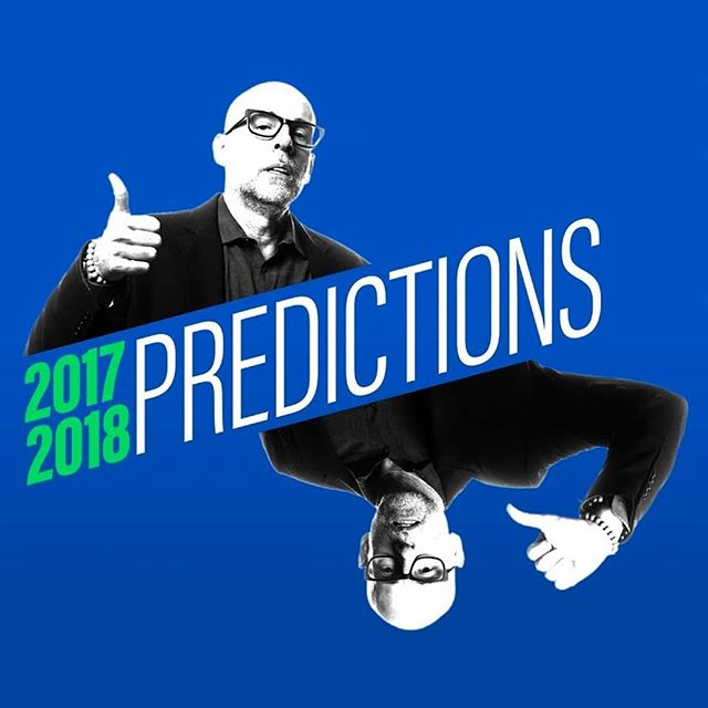 "A great video to watch – Prof Galloway's 2017 / 2018 Predictions. The breakup of big tech will begin, Snap will be acquired, and Alexa will emerge as the iPhone of the next decade. Click the link in our bio to ""B-Bites"", scroll down and take a look back at how Scott's 2017 predictions fared. Very interesting insights!"