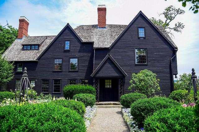 The House of Seven Gables, Salem, MA via  Vicki Resch