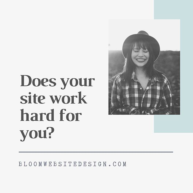 Does your site INSTANTLY grab your audience and show them how you solve their problem? It's not enough to just have a beautiful website anymore. There's a lot of competition out there.  #squarespacedesigner #squarespace #seo #smallbusiness