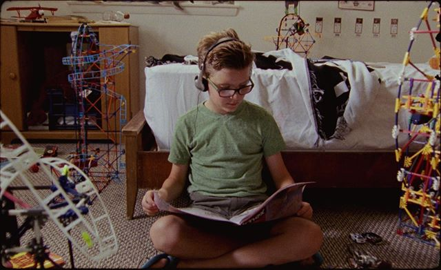 """Focal Point"" Directed by @kylereardon_  Director of photography @mattfdevlin • • • #shotonfilm #16mm #kodak  #250d #cinematography #knex #film #newyork #newhampshire #kids #toys #shortfilm #epilepsy"