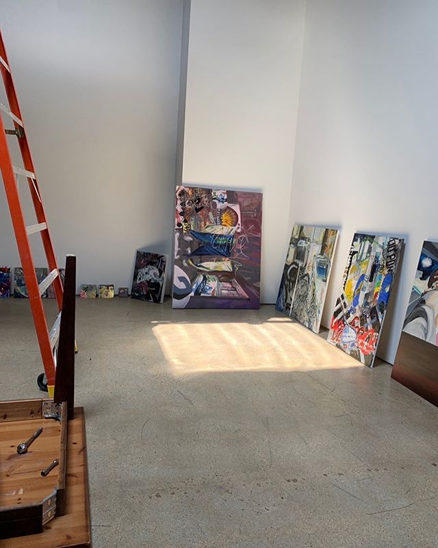 Install from my lil show in Dayton