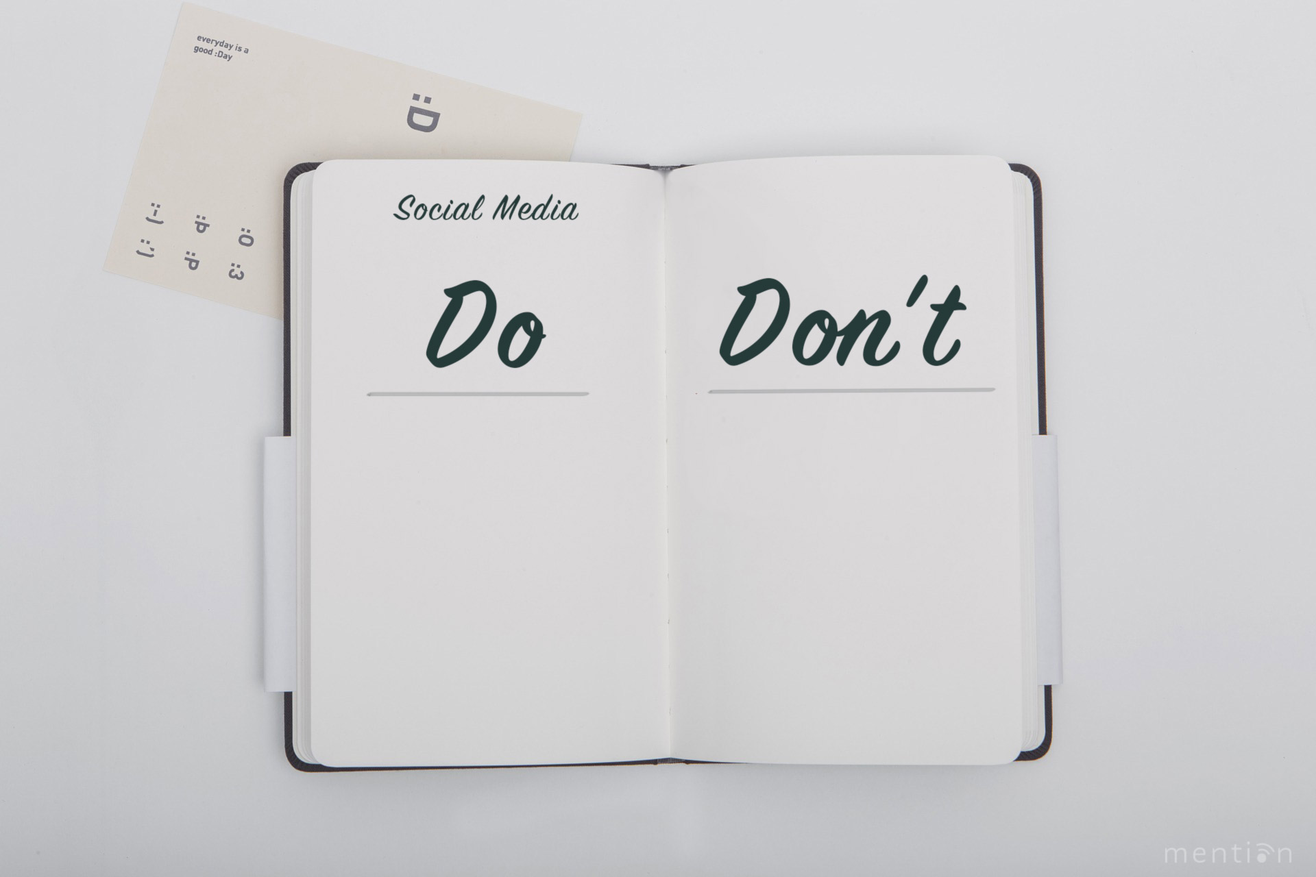 Social Media Ettiquite - Dos and Don'ts