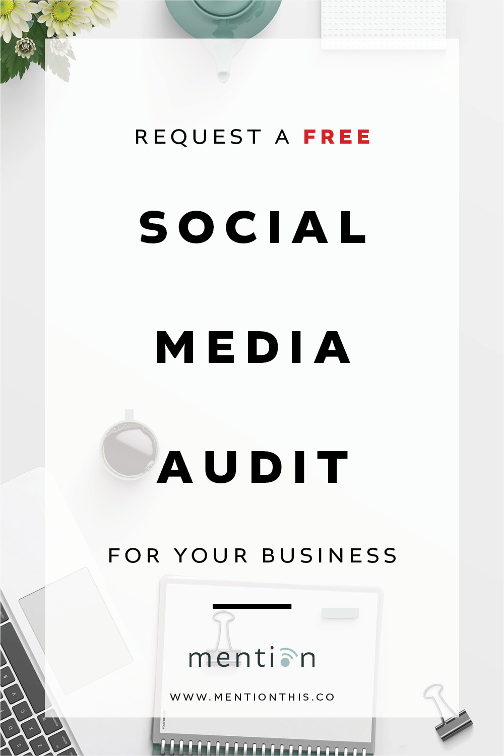 Request a Free Social Media Audit