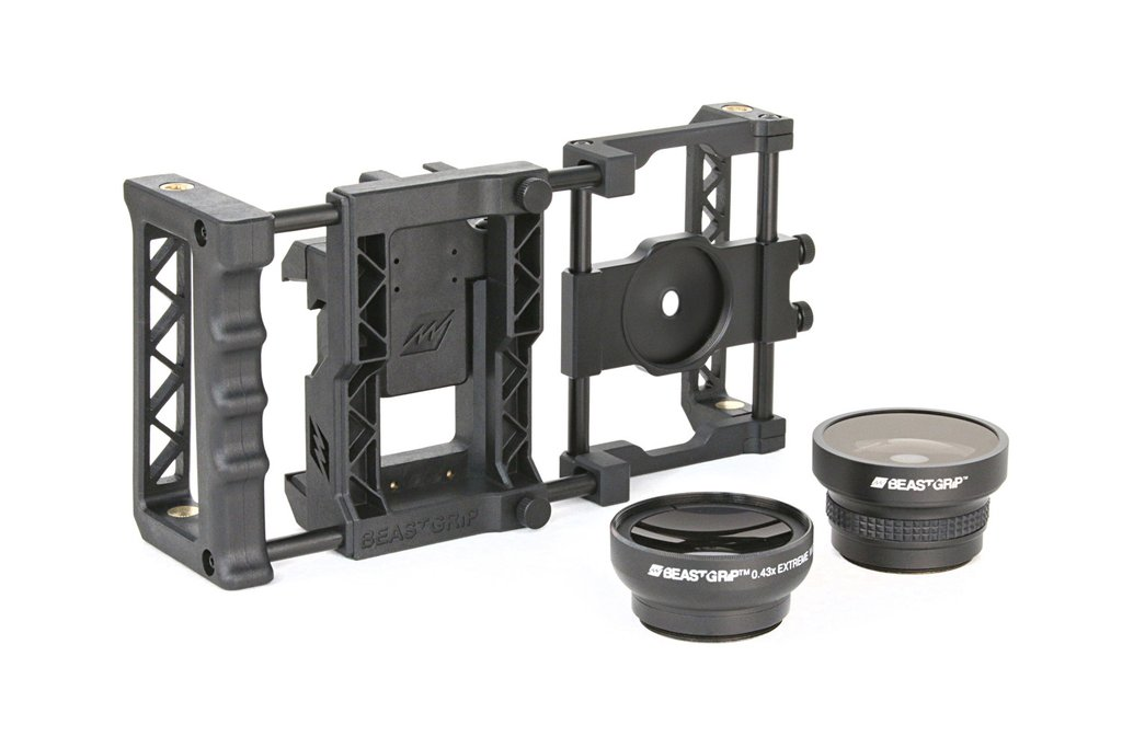 Smartphone camera rig for photography
