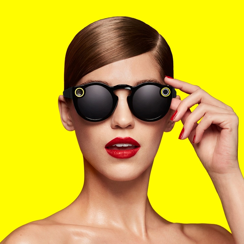 Social Media Gift Ideas - Snapchat Glasses