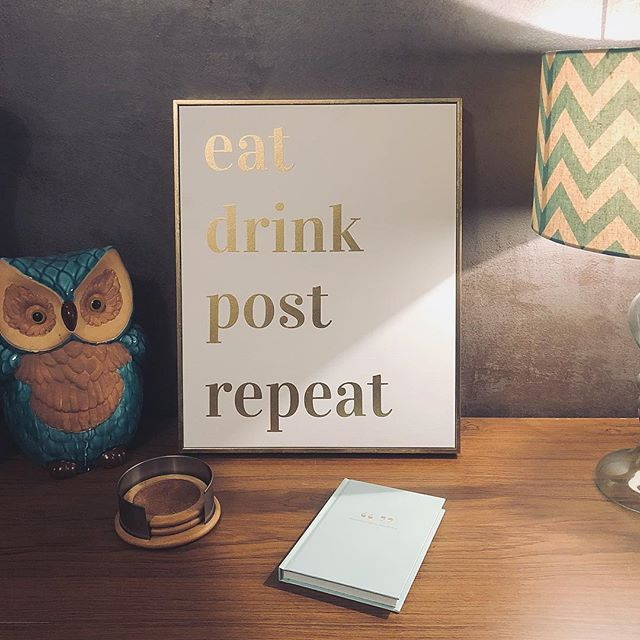 The mantra 👌 . . . #socialmedia #agencylife #thecreatorclass #verobeach #treasurecoast #smallbusiness #startuplife #socialmediamarketing #eatdrinkpost