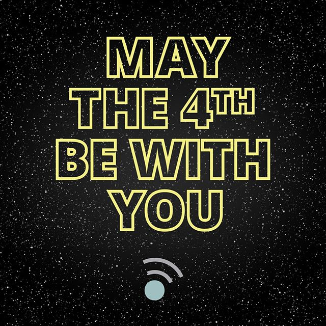 The force is strong with Mention, and May the Fourth be with all of you today as we enter the weekend! . . . #starwars #maythefourth #maytheforcebewithyou #friyay #weekendvibes #disney #nerdlife #starwarsfan #marketing #verobeach #southflorida #starwarsday