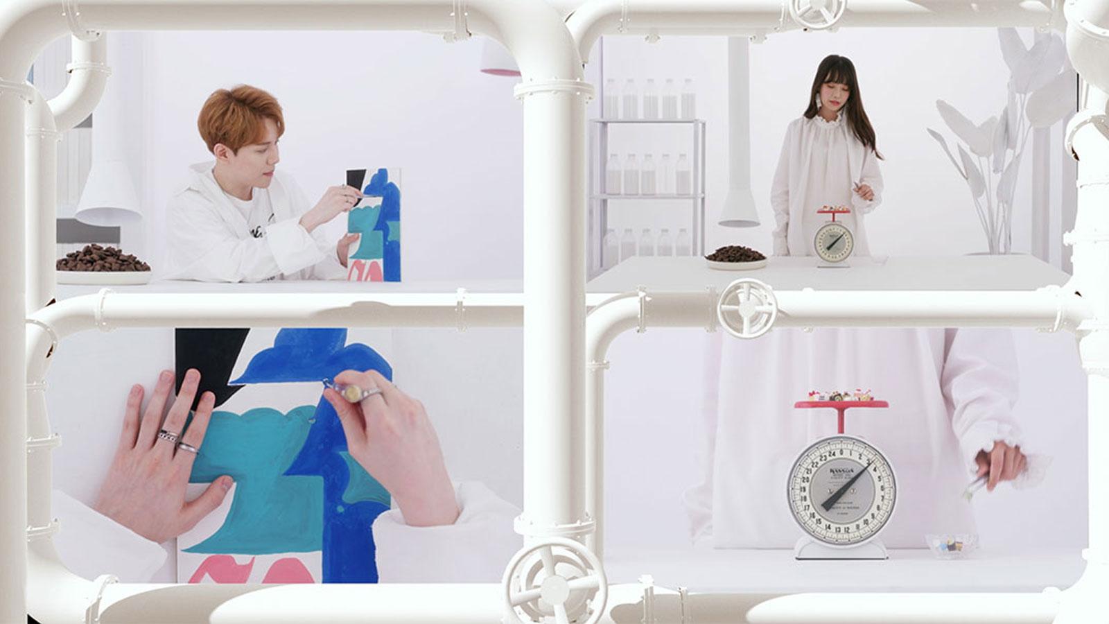 - KELLOGG x park kyung