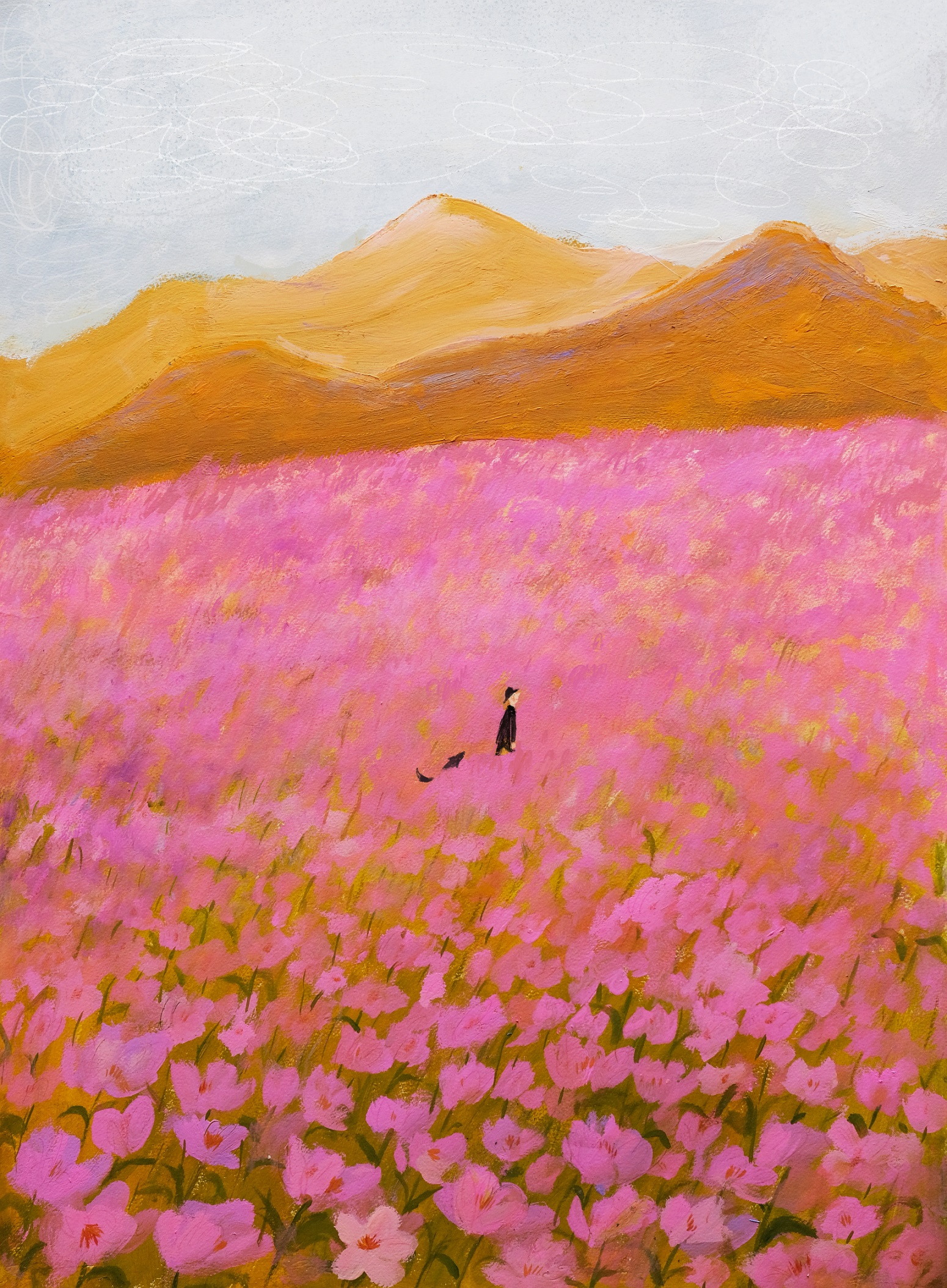 Chilean desert, 2015 ⓒ Oamul Lu
