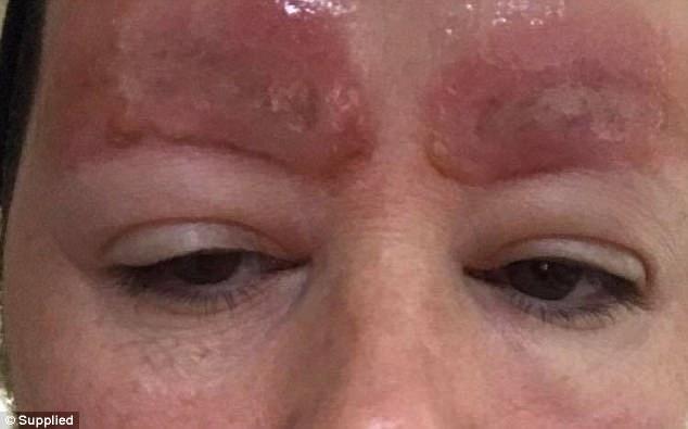 Eyebrow Feathering