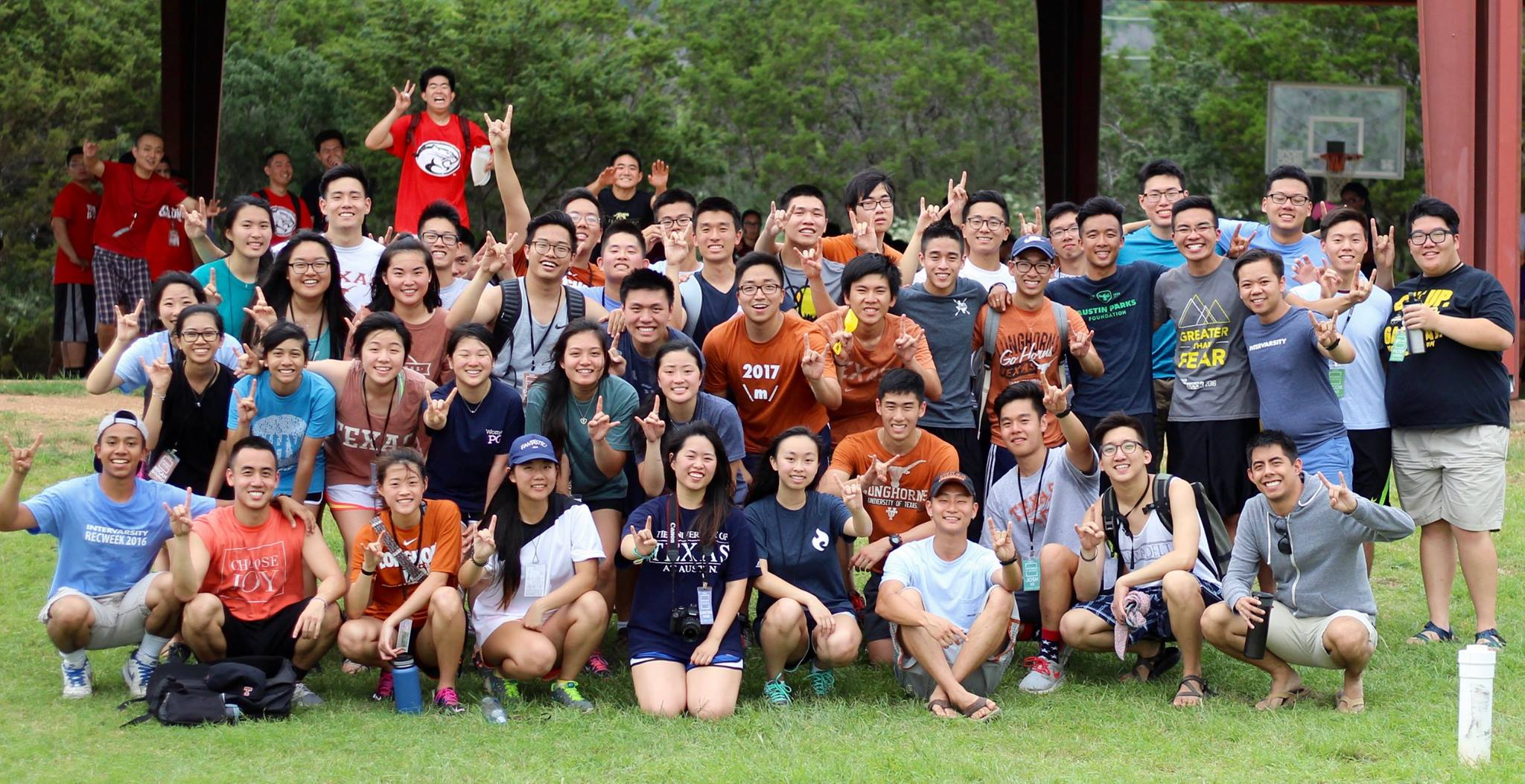 Asian American Campus Ministry - We are the Asian American chapter of InterVarsity Christian Fellowship at UT Austin.
