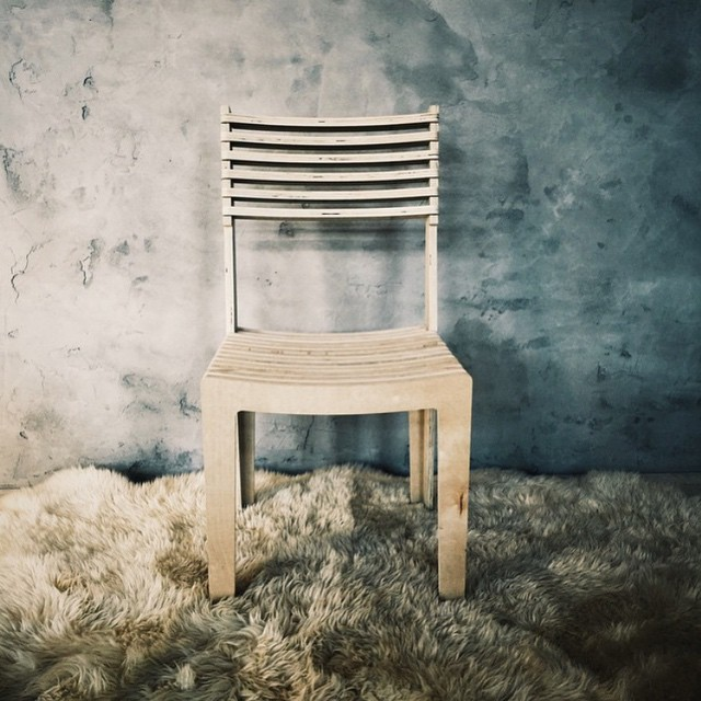 The Honey Dip chair