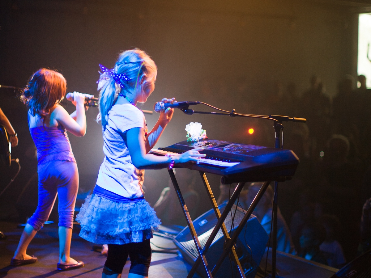 Omaha Girls Rock 2011 -