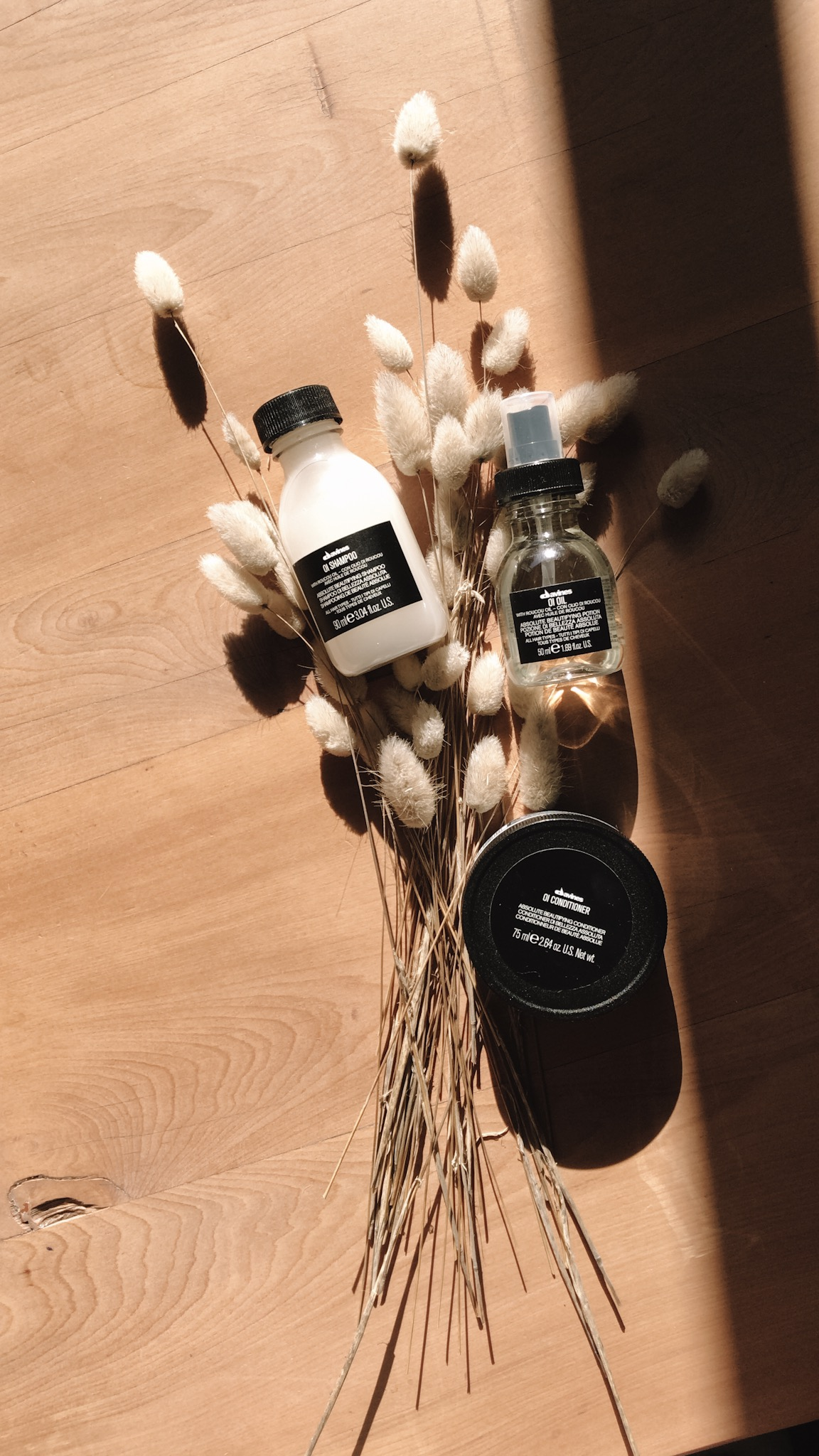 Davines Travel Pack, Gifted by Hair Plus