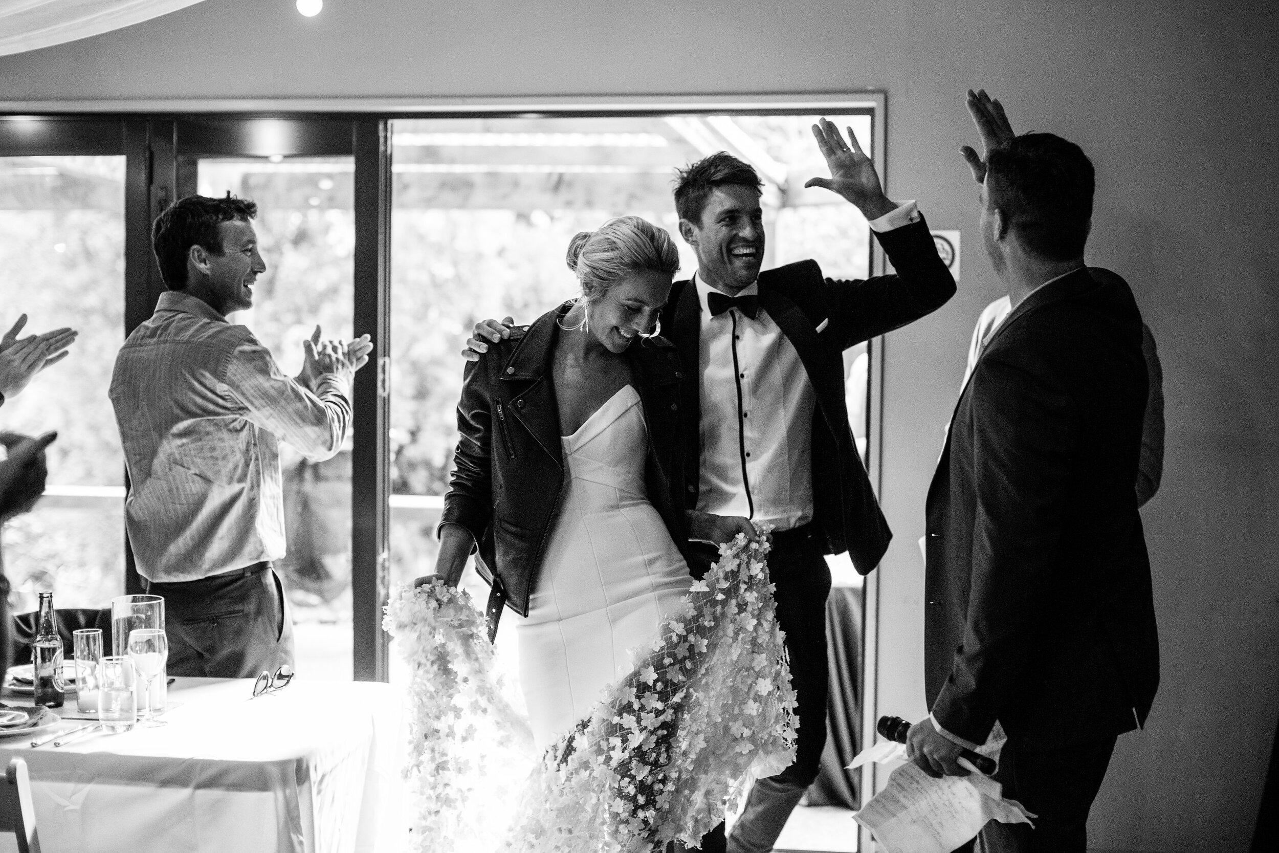 Captured by   Bellbird Weddings