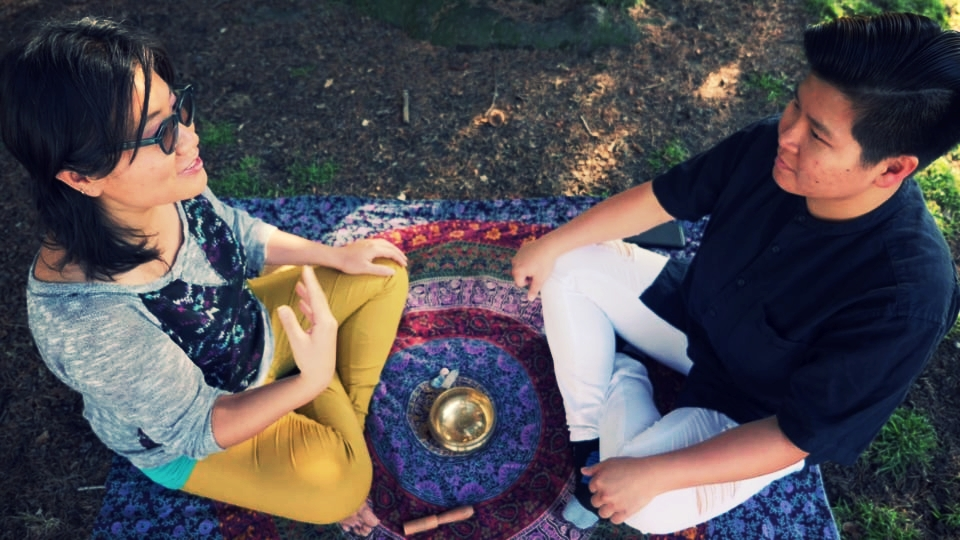 Intuitive Energy Healing   with amy lam