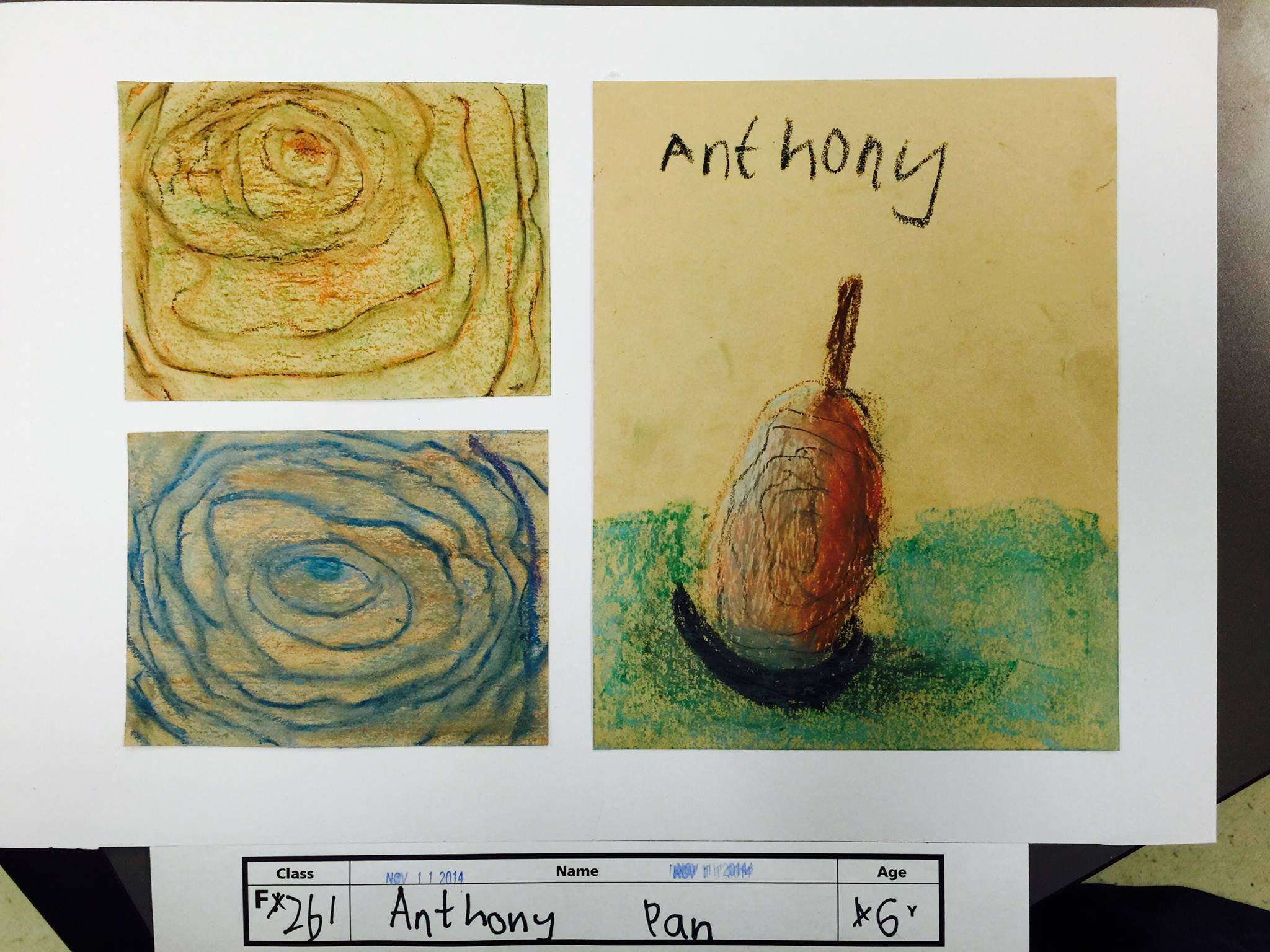 soho art student gallery