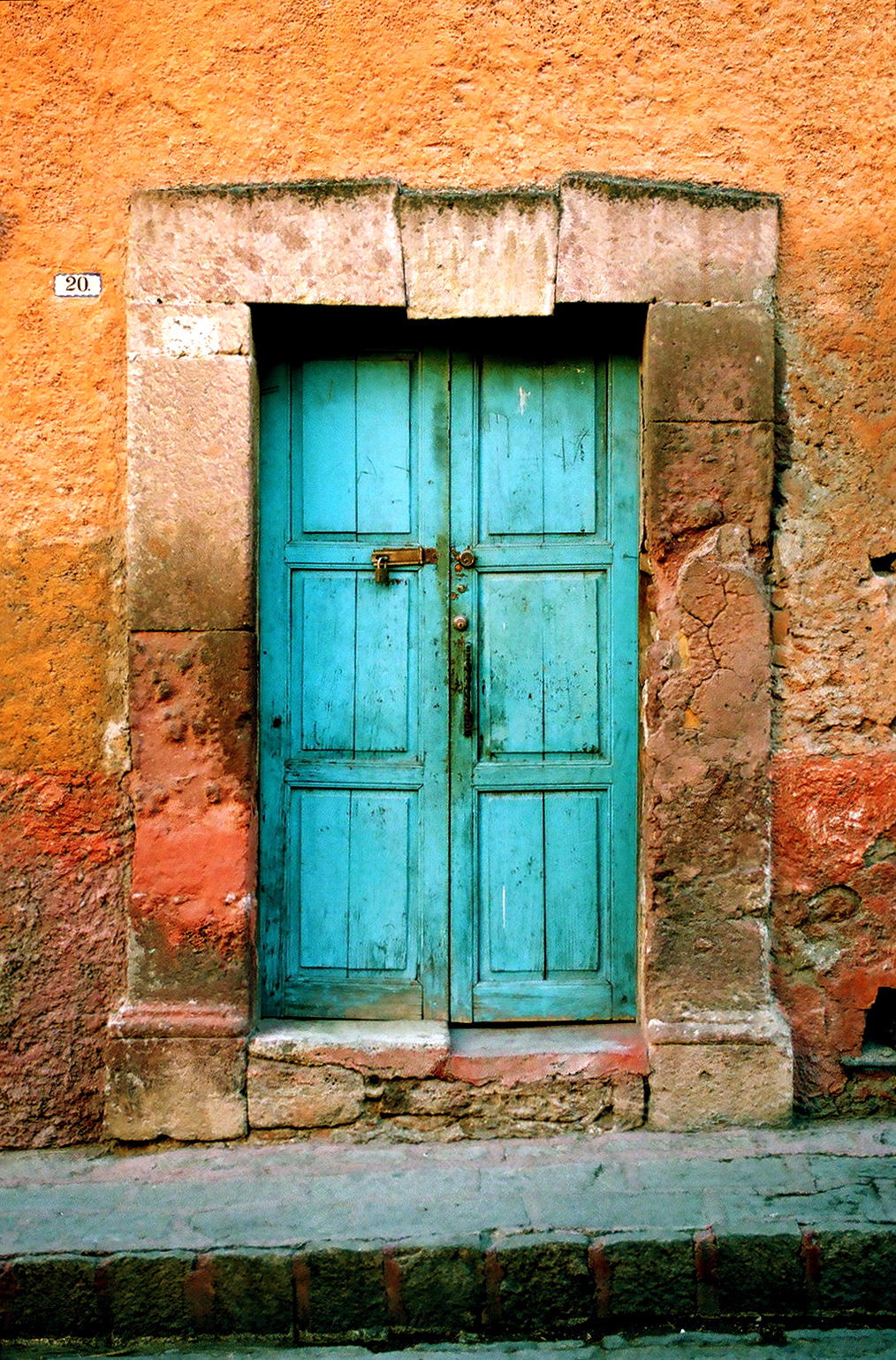MEXICAN DOORWAYS - VIEW COLLECTION