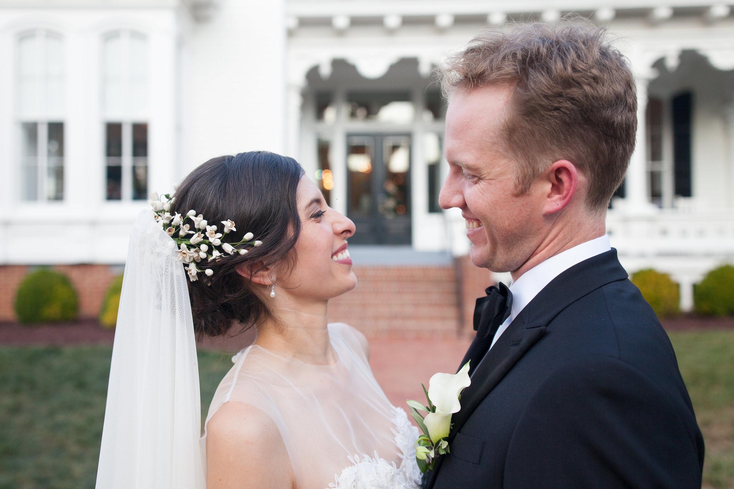 Merrimon Wynne Wedding