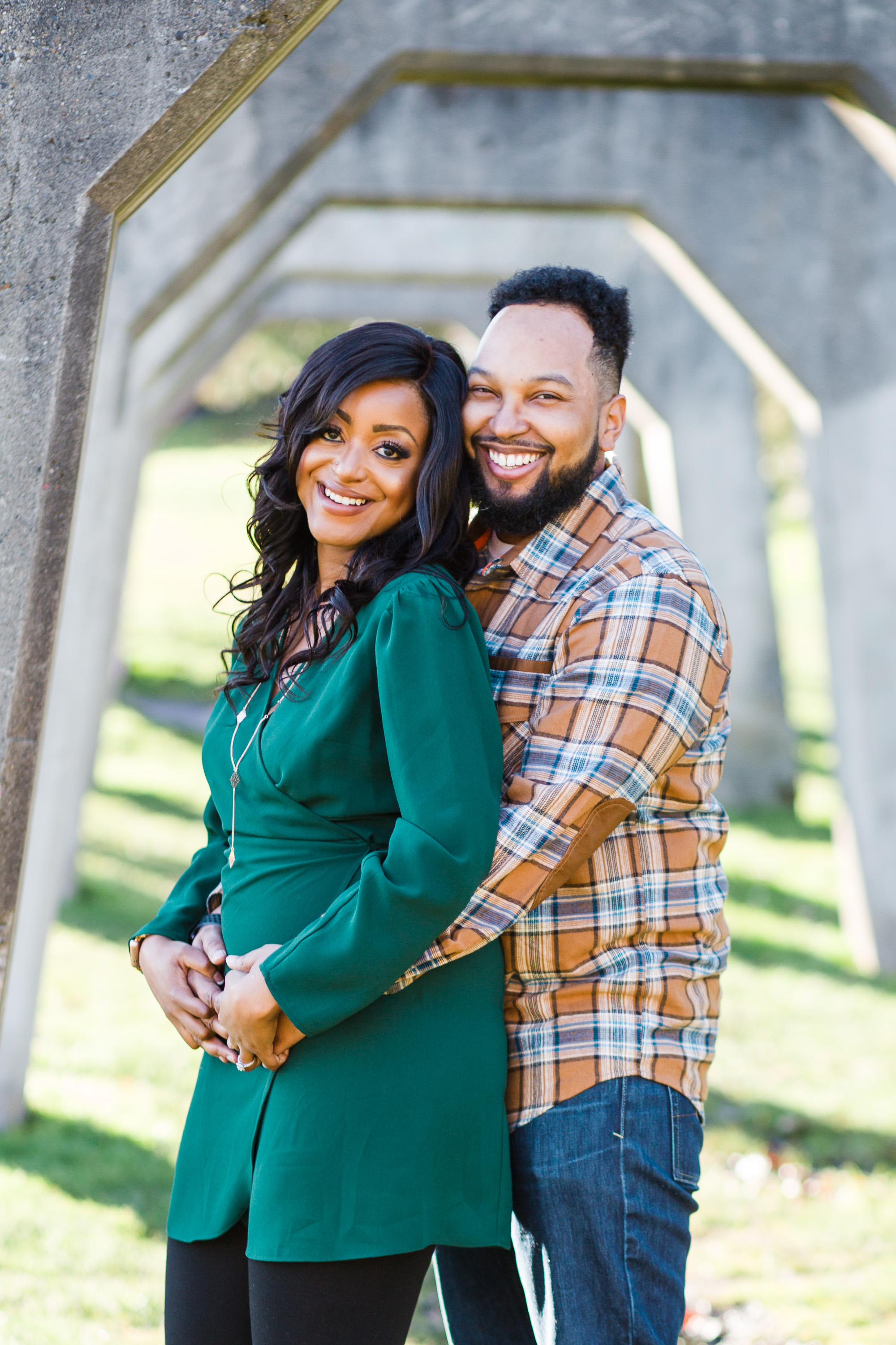 Gas Works Park Engagement Photography