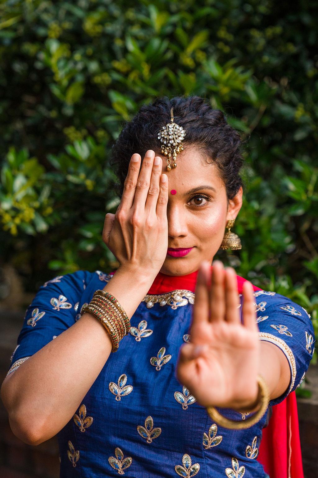 Bollywood Portrait
